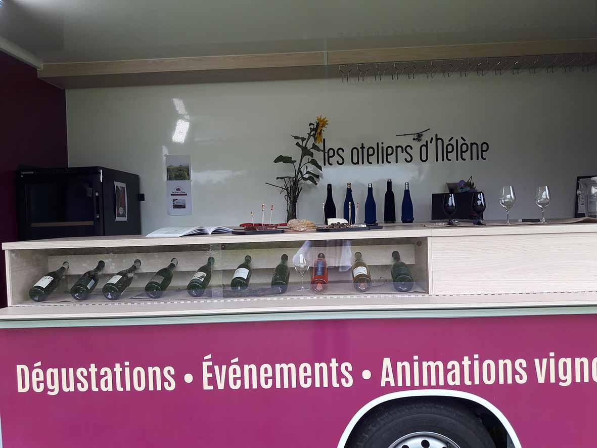 Les Ateliers d'Hélène 3 - Click and collect Angers
