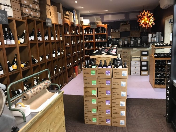 Les caves du lutin 2 - Click and collect Angers