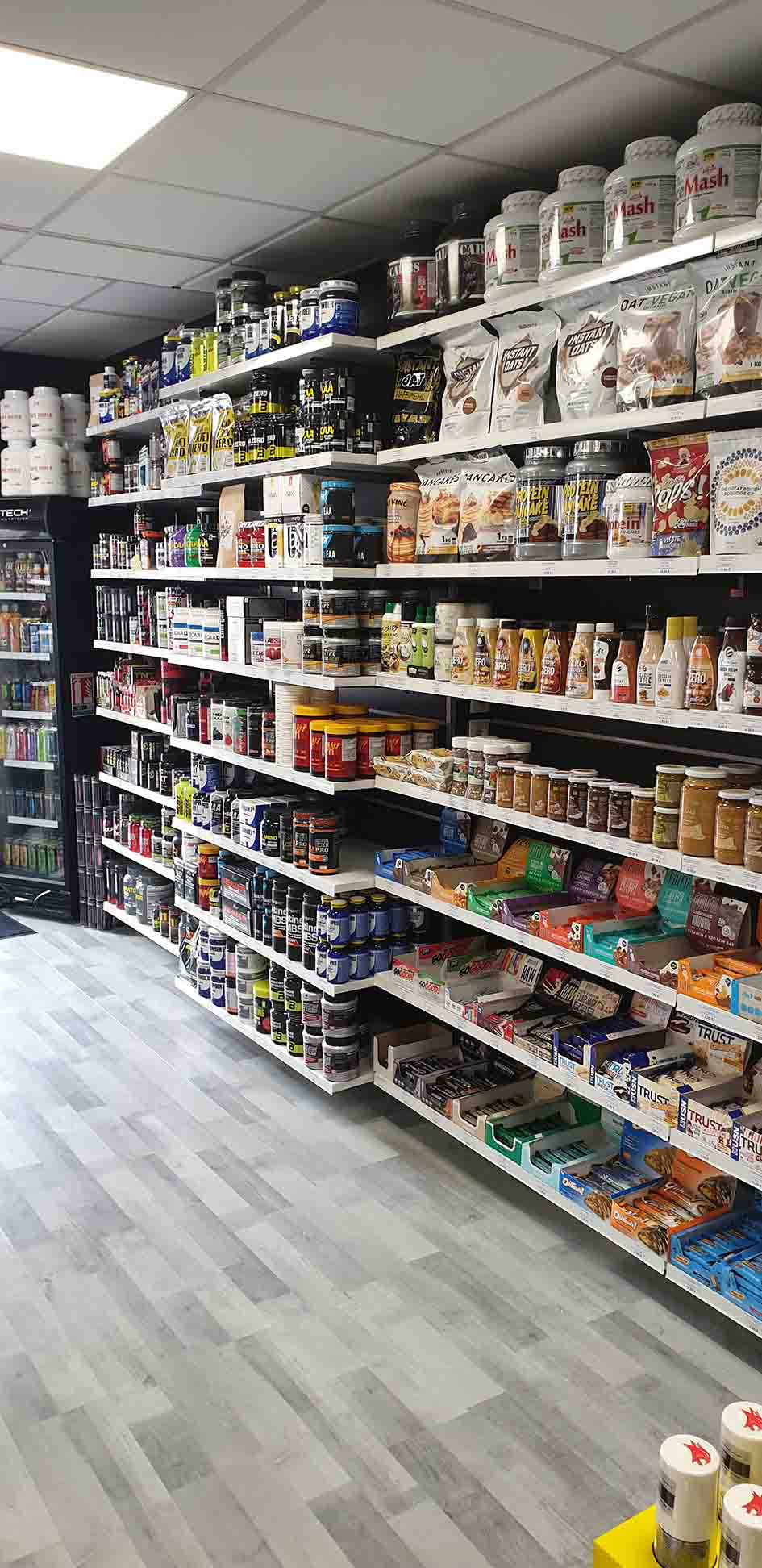 Athletic Nutrition 2 - Click and collect Angers