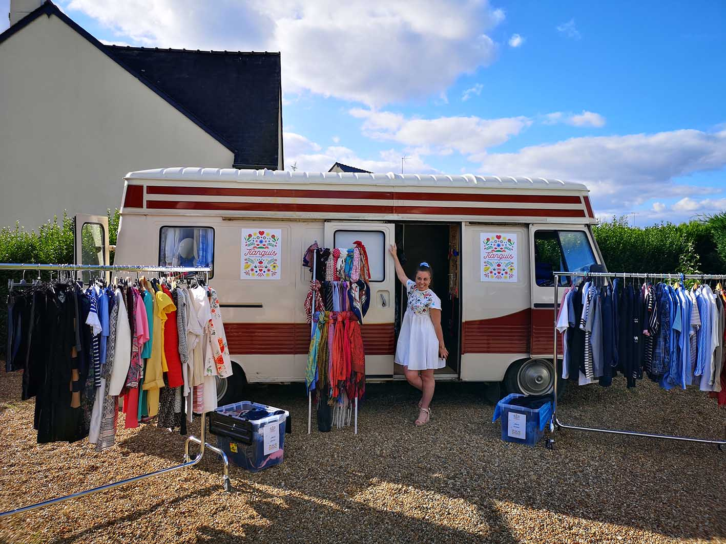 TIANGUIS - Click and collect Angers 1
